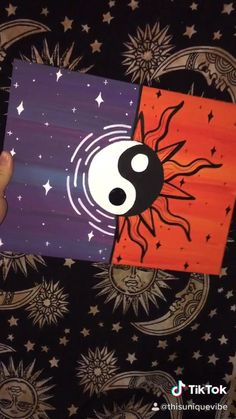 Easy Canvas Art, Simple Canvas Paintings, Small Canvas Art, Cute Paintings, Mini Canvas Art, Halloween Canvas Paintings, Disney Canvas Art, Mexican Paintings, Easy Canvas Painting