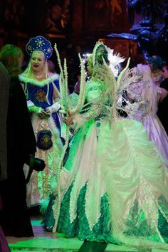 Gala Nocturna 2012 - A Russian Fairytale Blacklight... a must have!!