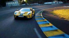 El piloto más querido y famoso de internet se sube en un #Ford GT y el resultado no puede ser mejor
