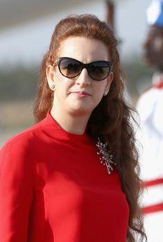 Princess Lalla Salma Photos - Spanish Royals Visit Morocco: Day 2 ...