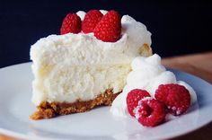Vanilla Bean Cheesecake with White Chocolate Mousse. This is a Cheesecake Factory Copycat recipe! The BEST cheesecake recipe EVER!!