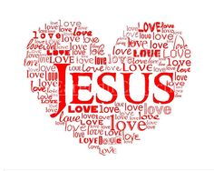 Jesus is Love!