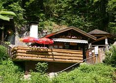 Starzlachklamm - Hütte