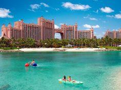 Atlantis Paradise Island Resort : Top 10 Family Spring Break Vacations : TravelChannel.com