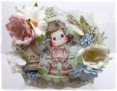Craft Heaven Shop Inspirational Blog: Tilda with Ribbon Shoes..