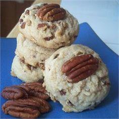 Pecan Sandies - Allrecipes.com Cookies Ceili made-yummy!