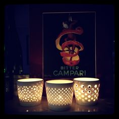 candle holders --