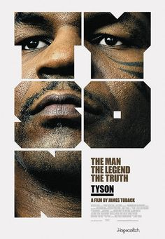 Mark Gowing, Hopscotch Films  Tyson, Film poster by Eye magazine, via Flickr