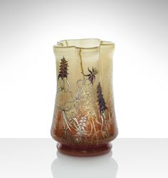 EMILE GALLE (1846-1904) | A VASE, CIRCA 1900 | 1900s, All other categories of objects | Christie's
