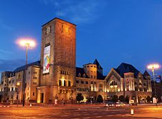 The Castle in Poznan