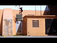 Volcom road-tested presents: Louie Lopez - YouTube