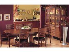 Hooker Furniture Dining Room Shelbourne Upholstered Side Chair 5339 75410