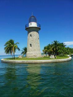 Boca Chita lighthouse - Biscayne National Park