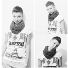 #tomboystyle #hairstyle #zdjen