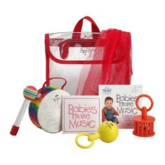 Remo Babies Make Music Kit With DVD (Infants - 2 The Remo Babies Make Music Kit is a perfect product for any young child. Whether being used at home school or club the Babies Make Music Kit gives infants there first opportunity at playing an instrum http://www.MightGet.com/march-2017-1/remo-babies-make-music-kit-with-dvd-infants--2.asp