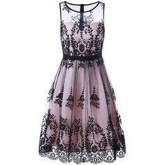 Mesh Floral Print Cocktail Prom Dress (5.725 HUF) ❤ liked on Polyvore featuring dresses, purple prom dresses, cocktail prom dress, floral dresses, floral cocktail dresses and prom dresses