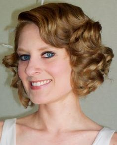 1930s Hair | Bobby Pin Blog / Vintage hair and makeup tips and ...