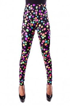 15% OFF Polka Dot Leggings Avalable at messqueen.com