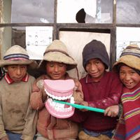 The Dental Project Peru - this charity provides emergency dental care and education to the most imporverished and rural areas of Peru.