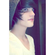 emo guy | Tumblr ❤ liked on Polyvore