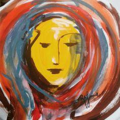 Pintura sobre objeto cerâmico de Rejane karam
