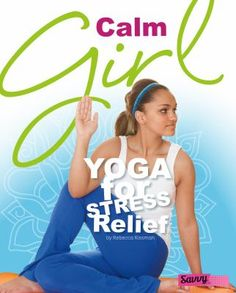 """""""Presents various yoga poses and breathing techniques designed to promote stress relief and a calm state of mind""""--Provided by publisher. Stress Yoga, Yoga For Stress Relief, Natural Stress Relief, Stress And Anxiety, Stress Management Strategies, Stress Busters, Breathing Techniques, Yoga Tips, My Yoga"""