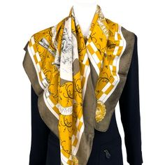 Just in Latest HERMÈS© Scarves, Shawls, Ties, Ready-to-Wear and more...
