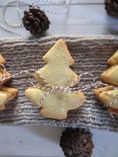 Biscotti di Natale con farina di mais http://www.mangioridoamo.com/2016/12/biscotti-di-natale-con-farina-di-mais.html