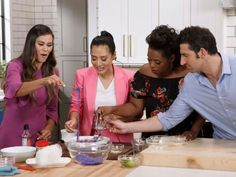 Welcome, Chef Thaimee Collins Glass, Noodle Dish, New Series, Pasta Dishes, Food Network Recipes, Let It Be