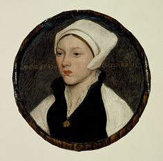 miniature by Holbein - this looks like the 'missing link' between the Lettuce cap and the Triceratops cap!