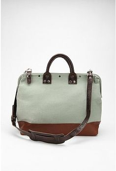 Nuana Kane Canvas Doctor Bag | Urban Outfitters