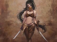Akali [League of Legends]