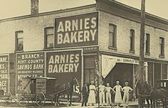 Arnies Bakery & Restaurants | Grand Rapids, Michigan