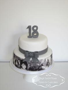 Photograph Birthday Cake