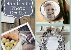 25  Creative Handmade Photo Crafts (DIY #diy gifts #hand made| http://diy-decorating-ideas-aniyah.blogspot.com