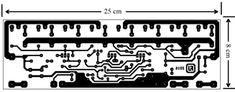 Projeto de amplificador de 500 Watts versão mono com transistores MOSFET. Circuit Design, Susa, Circuit Diagram, Audio Amplifier, Arduino, Box, Electronic Circuit, Audio, Bottle