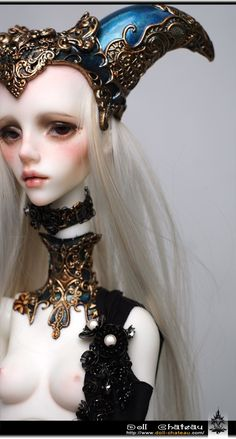 Christina 68cm Girl, Doll Chateau - BJD Dolls, Accessories - Alice's Collections