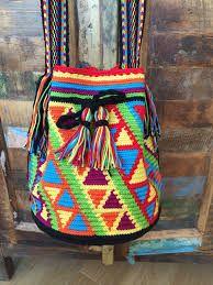 Risultati immagini per wayuu bag