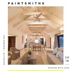 Envirolite Midamax 200 environmentally friendly matt acrylic paint exterior primer & interior Sheen satin topcoat stain resistant, scrubbable and washable.