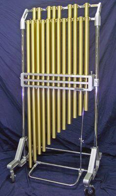 Percussion - Tubular bells [Definite pitch]
