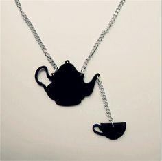 Aliexpress.com: Compre Bule colar Art colar moda acrílico colar pingente de confiança pingente de cerâmica fornecedores em G-Dragon Fan