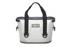 The YETI Hopper is the top-of-the-line cooler for summer picnics. It keeps ice frozen 24-48 hours!