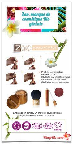 Découvrez 9 marques de cosmétiques bio géniales pour vous faire belle et sexy sans faire de mal en cliquant ici.