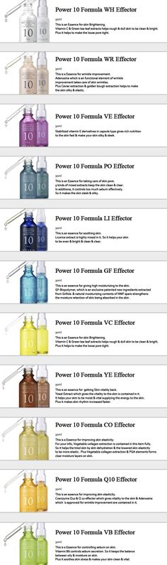 It's skin Power 10 Formula GF Effector 30ml ampoule