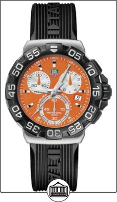028b464d8e9 Tag Heuer Formula 1 - Reloj de cuarzo para hombre CAH1113. FT6024 ✿ Relojes  para