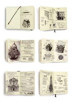 travel sketchbook                                                                                                                                                                                 Más