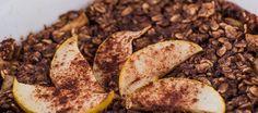 Una deliciosa combinación de manzana, pera y Avena Quaker<sup>®</sup> Tradicional al horno Cooking For Dummies, Healthy Recipes, Healthy Food, Tacos, Brunch, Mexican, Ethnic Recipes, Html, Foods