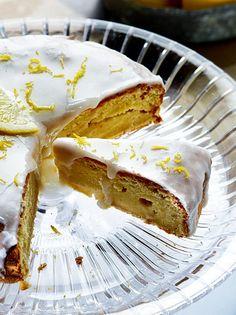 Κέικ λεμονιού #κέικ #λεμόνι