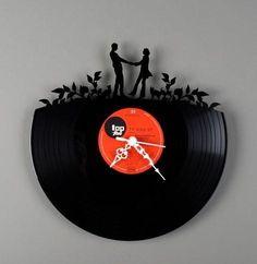 .Relógio LP