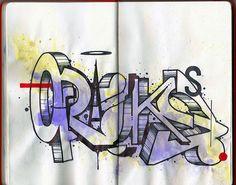 Oraks by SashaSam